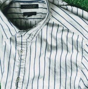 Men's Banana Republic button down shirt size M